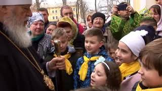 Телевизионное епархиальное обозрение (Одесса). Выпуск от 6 апреля. Православные новости Одессы