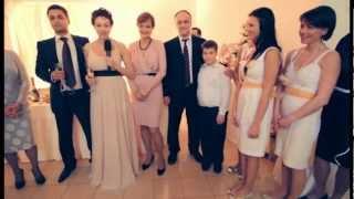 Свадьба Яны и Олега. Благодарственная речь