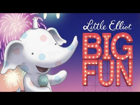 Little Elliot, BIG FUN official trailer