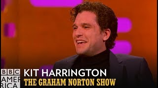 Kit Harington Will Do Anything You Want Him To | The Graham Norton Show | BBC America