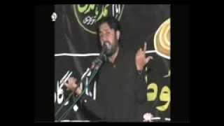 Zakir Taqi Abbas Qayamat (28th Muh 2012) (Shahadat Imam Sajjad a.s) Bashna Gujrat
