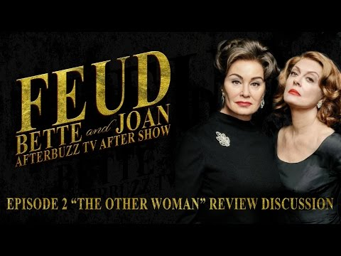 Feud: Bette And Joan Season 1 Episode 2 Review w/ Maria Menounos   AfterBuzz TV AfterShow