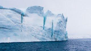 Massive Icebergs - Ilulissat, Greenland