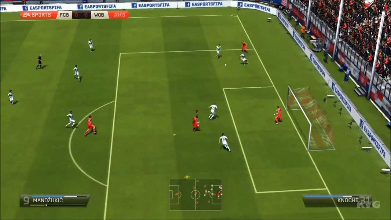 Bayern München Vs Vfl Wolfsburg