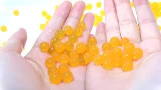 アンパンマン おもちゃ メルちゃんと料理❤︎みかんスクイーズでぷよぷよボールのジュース作り❤︎まほうのアイスクリームとまほうのパン屋さん❤︎Orbeez crash toysたまごMammy thumbnail