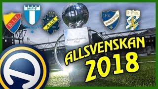 Tippar Allsvenskan 2018