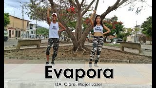 Baixar Evapora - IZA, Ciara, Major Lazer | Coreografia BIG Dance