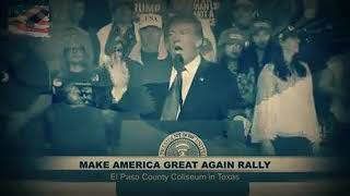 """We Know It All """"MAKE YOUR STAND"""" -PRESIDENT TRUMP SPEECH COLLAGE"""