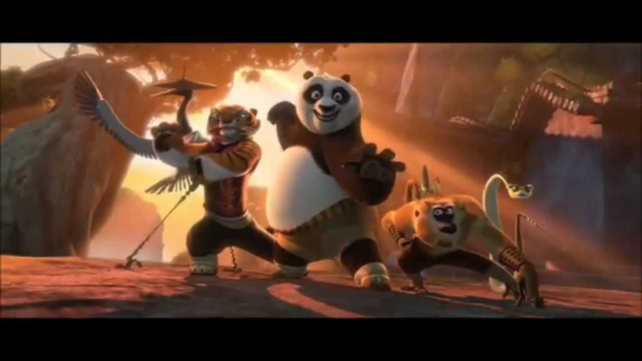 TVRaven - Kung Fu Panda: Legends of Awesomeness season 2 ...
