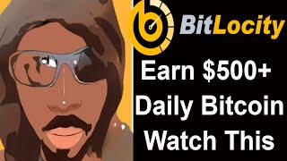 ????BitLocity Webinar Overview???? Earn Bitcoin Daily Cryptocurrency Education Rewards System