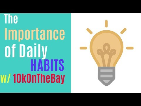 The Importance of Daily Habits  - 10kOnTheBay Chris Lin Interview