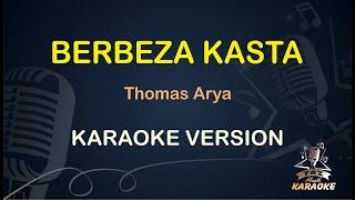 Berbeza Kasta Karaoke Thomas Arya ( Karaoke Dangdut Koplo ) Nada Wanita