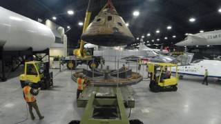 Apollo 15 Moves into New Fourth Building-Timelapse