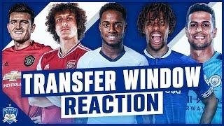 WHO WON THE TRANSFER WINDOW?! - PREMIER LEAGUE 2019/20