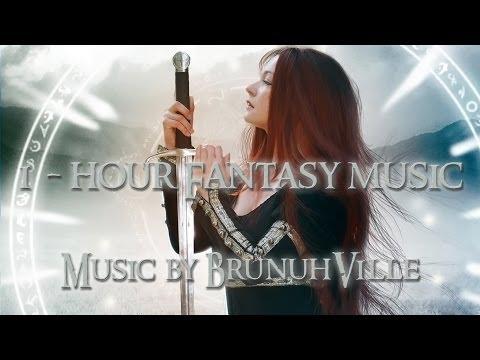 1 Hour of Fantasy Music -