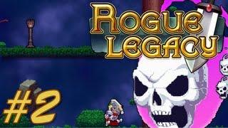 Лололоша в Rogue Legacy #2 (Самое лучшее начало!)