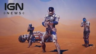 mass effect andromeda to feature weapon naming and crafting ign news
