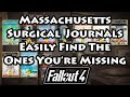 Fallout 4 - Easily Find What You're Missing - Massachusetts Surgical Journals - 4K Ultra HD