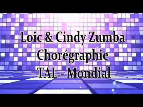zumba tal mondial youtube. Black Bedroom Furniture Sets. Home Design Ideas