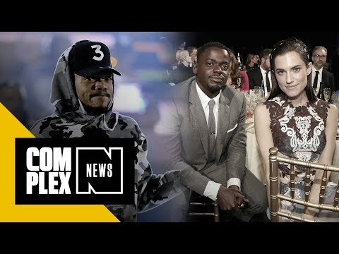 Jordan Peele Recalls Chance's Hilarious Reaction to Get Out