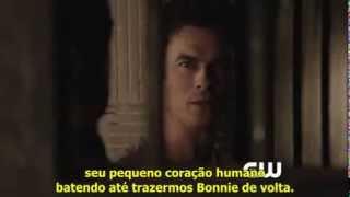 The Vampire Diaries 5x07 Sneak Peek 2   Death and the Maiden [Legendado PT BR]