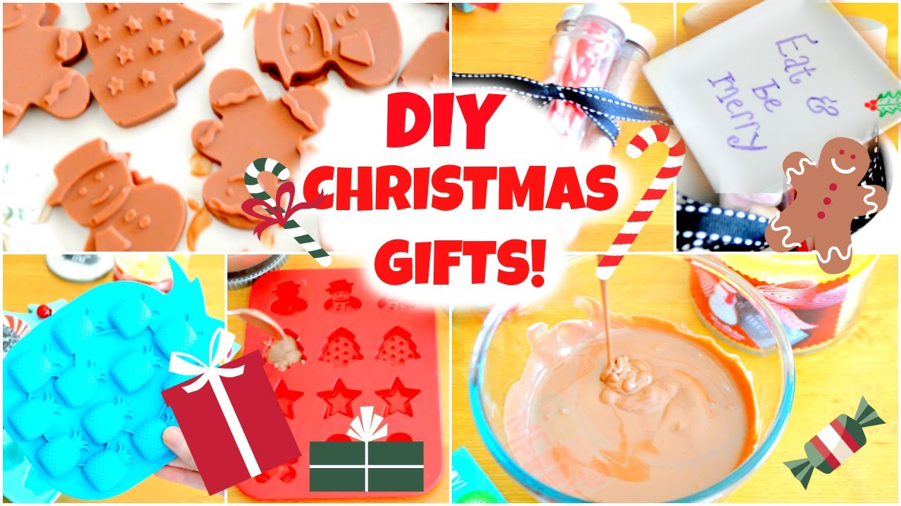 DIY CHRISTMAS GIFT IDEAS! | Affordable Last Minute Presents! - YouTube