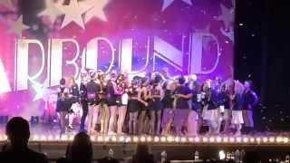 Winning moments, Grand Champion Junior Starbound 2015 Nationals San Antonio Tx