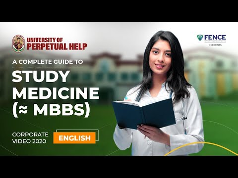 A Complete Guide To Study MD≈(MBBS) In Philippines | University Of Perpetual Help System Dalta