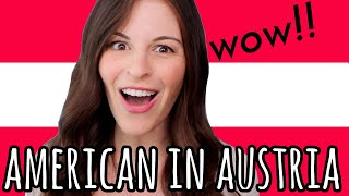 AMERICAN IN AUSTRIA!! 4 Surprising Things I Noticed😳🇦🇹