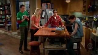 Big bang theory sheldons cousin Leo
