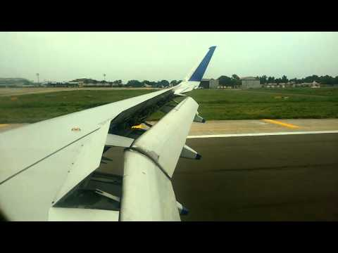 Landing in Bhubaneswar