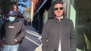 Spanish Artists in New York: Itziar Barrio