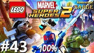 Zagrajmy w LEGO Marvel Super Heroes 2 (100%) odc. 43 - Nueva York [1/?]