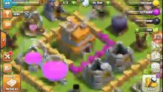 Clash of clans:what to do when you have a rushed base
