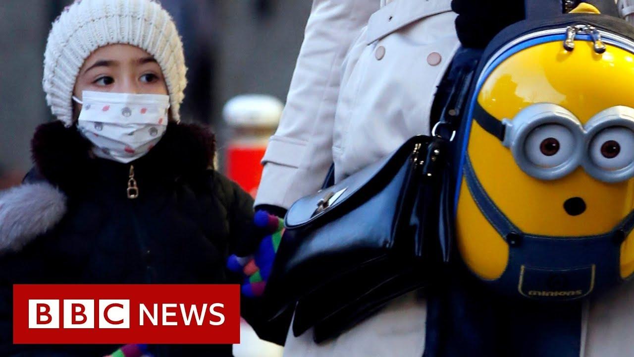 Coronavirus: First children infected in Italy - BBC News - YouTube