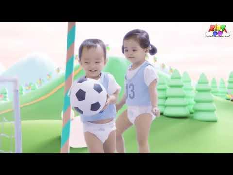 Nhạc quảng cáo sôi động dành cho bé