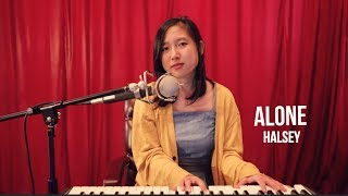 Alone - Halsey