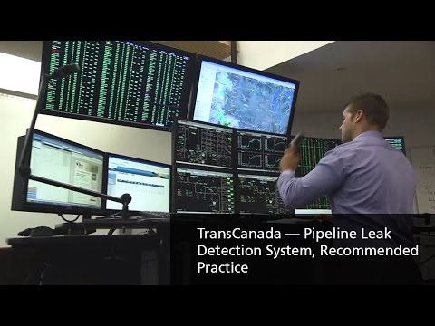 TransCanada —  Pipeline Leak Detection System — Recommended Practice