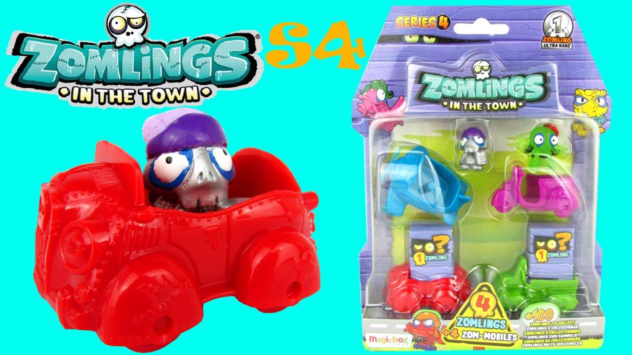 Magic Box Toys Zomlings