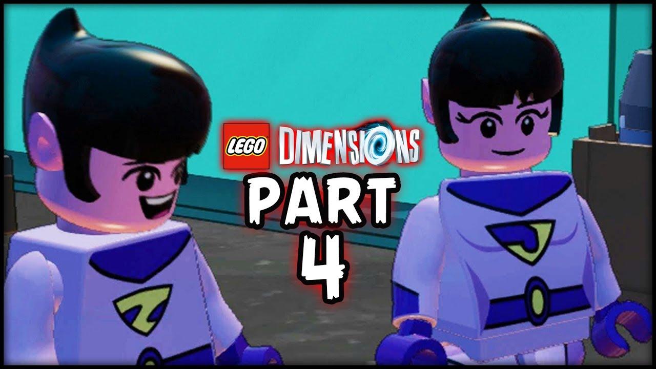 LEGO Teen Titans Go! - Part 4 - Wonder Twins! (Lego ...