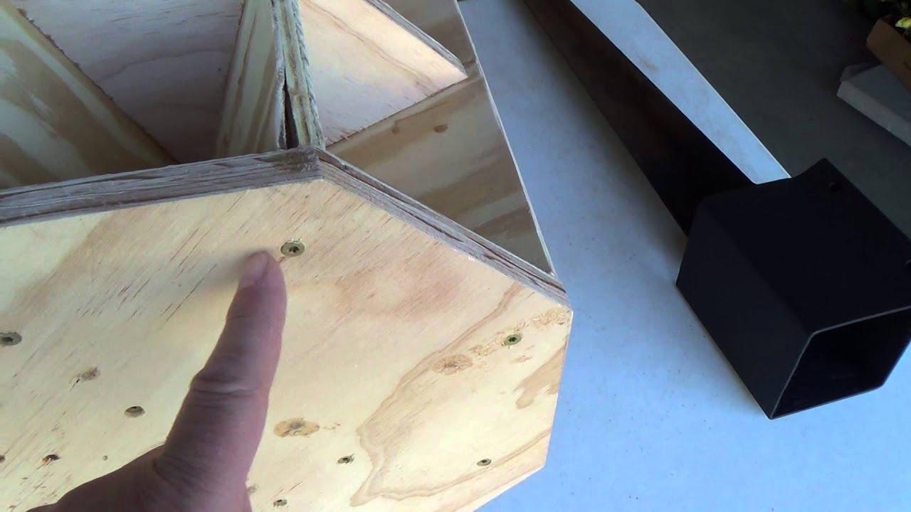 Eight Sided Birdhouse Youtube