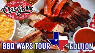 Char-Griller BBQ Wars Tour Texas Edition Giveaway