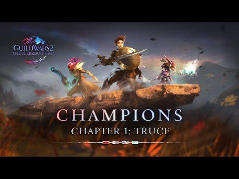 Guild Wars 2 The Icebrood Saga: Champions Chapter 1 Trailer