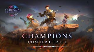 Guild Wars 2 Tнe Icebrood Saga: Champions Chapter 1 Trailer