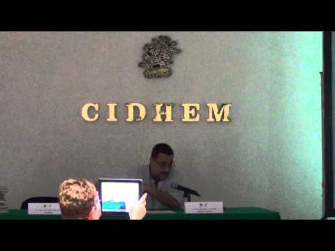 CONFERENCIA MAGISTRAL DR. PABLO ESCALANTE GONZALBO