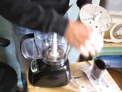 Black & Decker 8 Cup Food Processor Unboxing