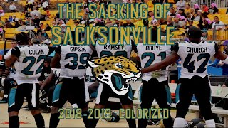 The Sacking of Sacksonville: 2018-2019, Colorized