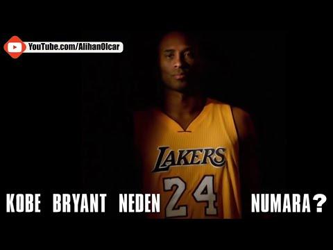 Kobe Bryant Neden 24 Numara? | Murat Murathanoğlu - İsmet Badem