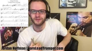 Jordan Hoffman takes the Trumpet Gains Challenge