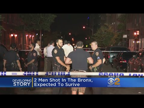 2 Shot In Soundview, The Bronx